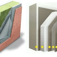 Какие бывают системы утепления здания, их виды