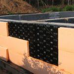 Как правильно выполнить утепление фундамента частного дома: выбор материала