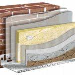 Как правильно выбрать теплоизолятор для фасада дома под штукатурку?
