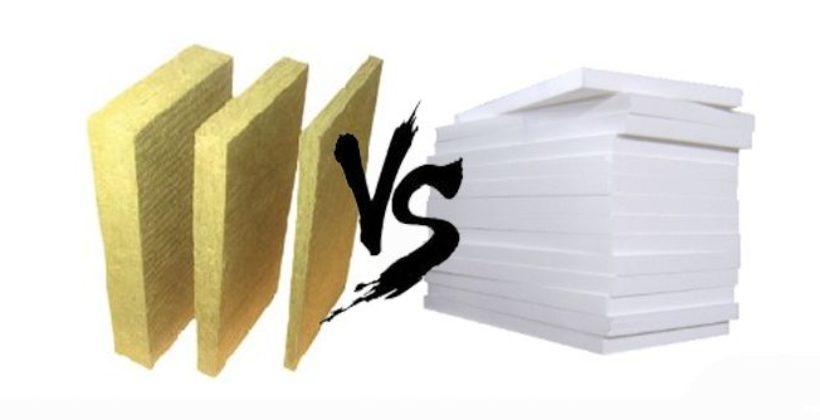 Чем лучше утеплить стены дома снаружи минватой или пенопластом?