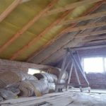 Как правильно выбрать теплоизолятор для крыши?