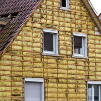 Три в одном: эффект от утепления дома под сайдинг