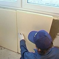 Можно ли утеплять внутри помещения пенопластом и как это сделать правильно?