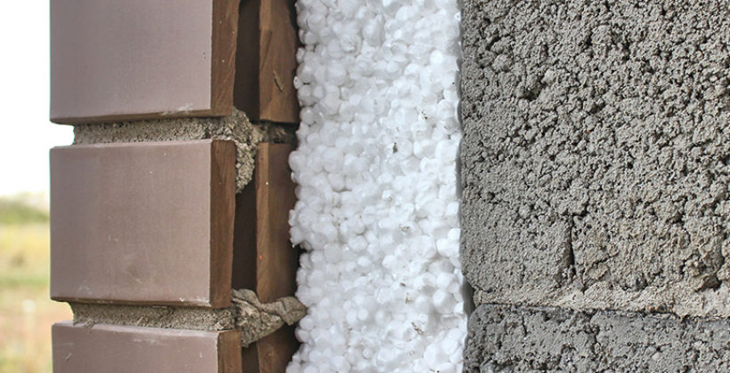 Как утеплить дом из керамзитобетонных блоков
