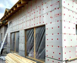 Нюансы использования пенопласта для теплоизоляции деревянных домов