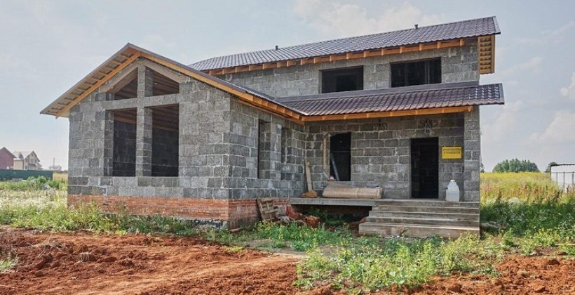 Теплоизоляция стен дома арболитом, обзор материалов и технологий утепления