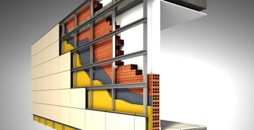 Особенности и устройство системы утепления стен – вентилируемый фасад, какие утеплители можно и какие нельзя применять в системе