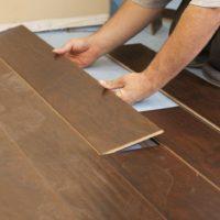 Как утеплить бетонный пол под ламинат в квартире или доме, выбор утеплителя